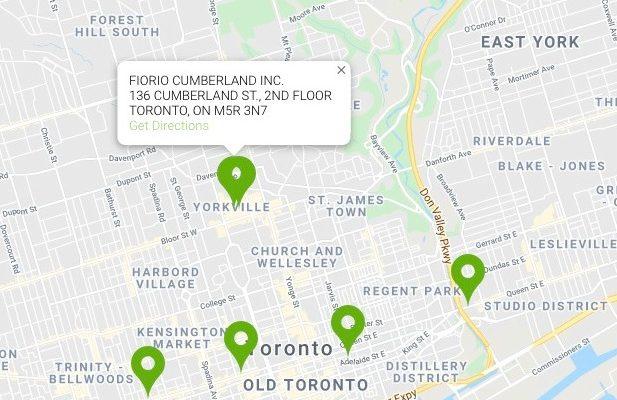 Location Finder For Your Website Design