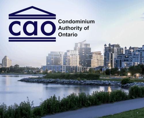 Condominium Authority of Ontario - Toronto Web Design