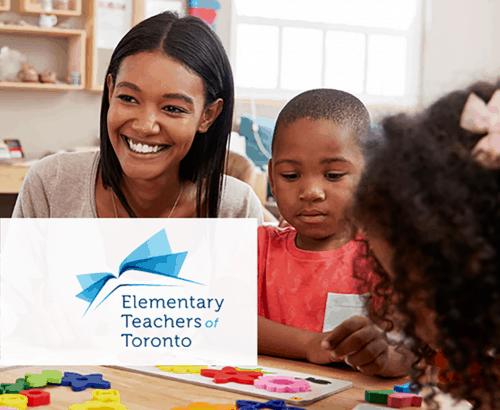 Elementary Teachers of Toronto - Toronto Web Design