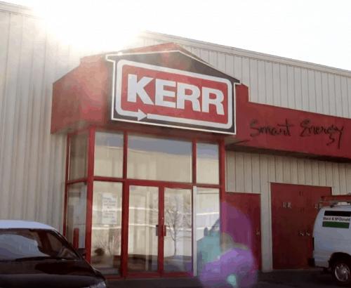 Kerr Smart Energy - Custom Toronto Web Design