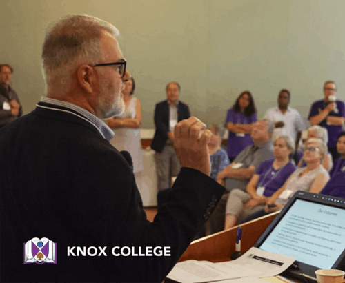 Knox College - Web Design for Schools