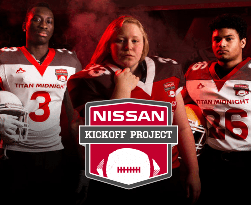 Nissan Kickoff Project - Web Development for advertising agencies