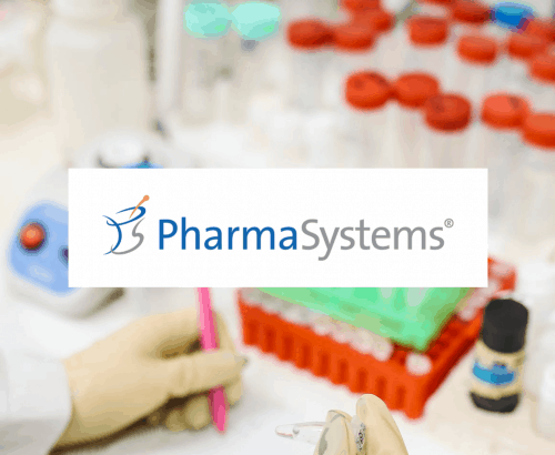 PharmaSystems - Toronto ecommerce web design