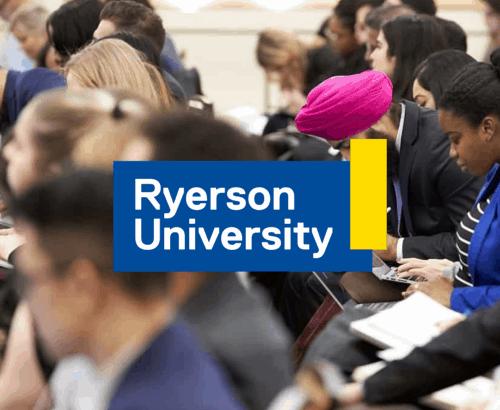 Ryerson University - Web Development for schools