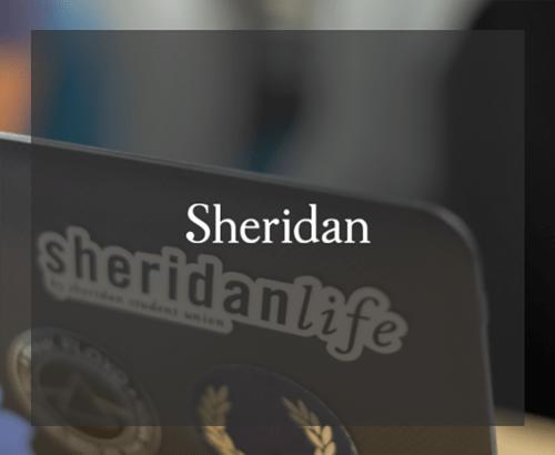 Sheridan College - Educational Website Design Toronto