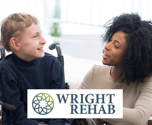 Wright Rehab - Toronto custom web development