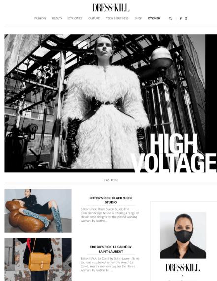 Toronto Web Design - Design Phase