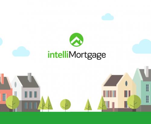 intelliMortgage - Custom Toronto Web Development