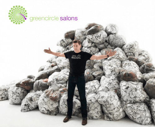 Green Circle Salons - Web Design for Unique Businesses