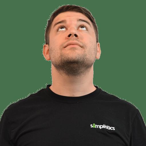 Spencer - Simplistics Web Design - Toronto Website Account Manager