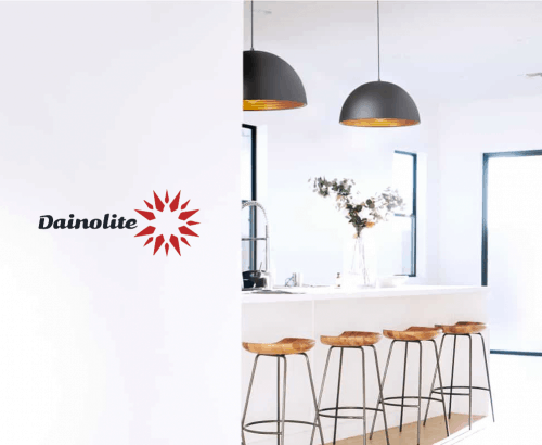 Dainolite - Web Design Toronto for Lighting