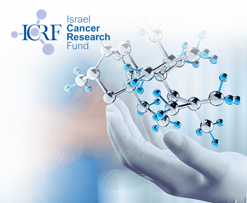 Israel Cancer Research Fund - Web Design for Health Care