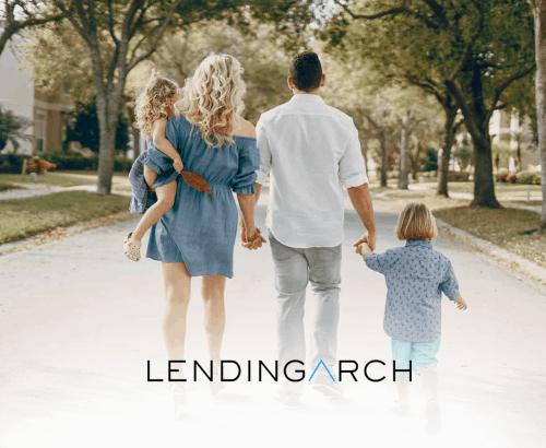 LendingArch - Custom Website Design in Toronto