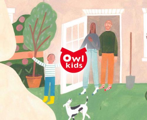 OwlKids Books - Custom Web Design
